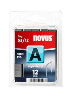 Novus tűzőkapcsok A SH szuperkemény 12 mm 1000 db