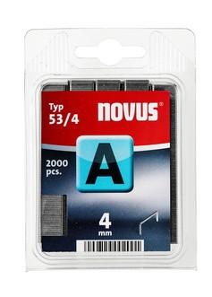 Novus tűzőkapcsok A 53 normál 6 mm 5000 db