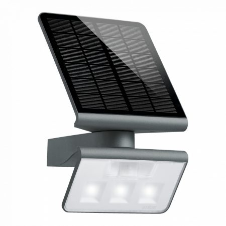 Steinel szenzorreflektor XSolar L-S napelemes LED antracit
