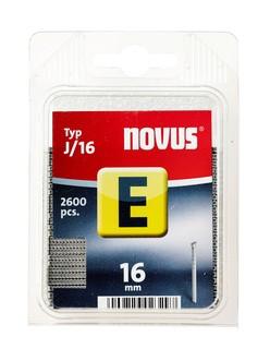 Novus tűzőszegek E J 16 mm 2600 db