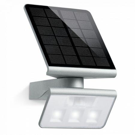 Steinel szenzorreflektor XSolar L-S napelemes LED ezüst