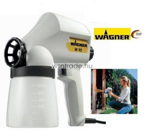 WAGNER W 95 E festékszóró