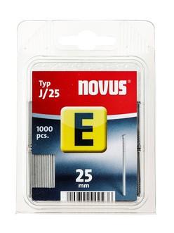 Novus tűzőszegek E J 25 mm 1000 db