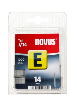 Novus tűzőszegek E J 14 mm 1000 db