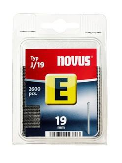 Novus tűzőszegek E J 19 mm 2600 db