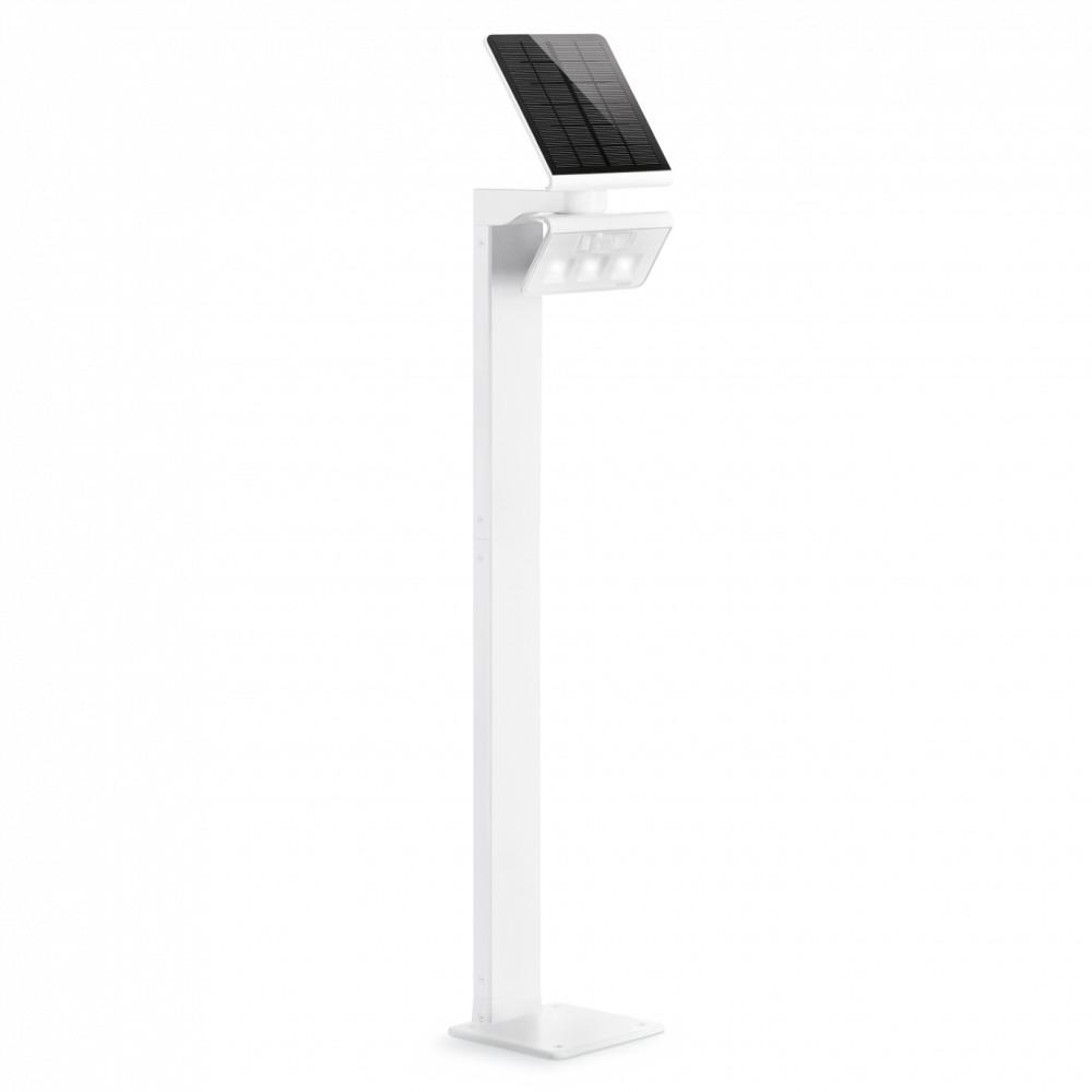 Steinel szenzorreflektor XSolar GL-S napelemes LED, állólámpa fehér