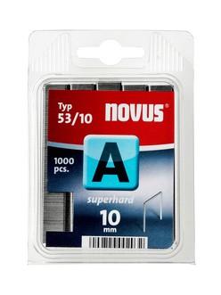 Novus tűzőkapcsok A SH szuperkemény 10 mm 1000 db