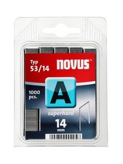 Novus tűzőkapcsok A SH szuperkemény 14 mm 1000 db