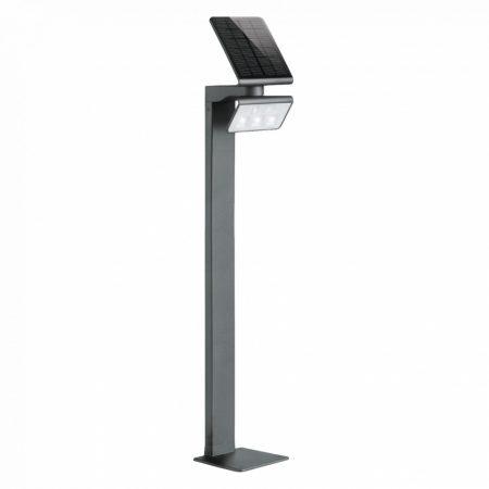 Steinel szenzorreflektor XSolar GL-S napelemes LED,antracit