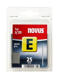 Novus tűzőszegek E J 25 mm 2600 db