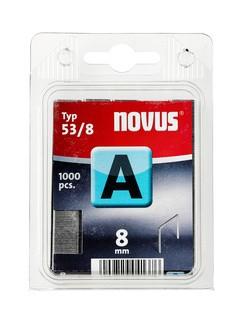 Novus tűzőkapcsok A 53 normál 8 mm 1000 db