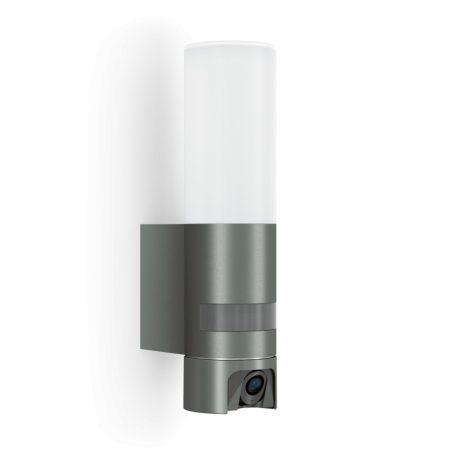 Steinel szenzorlámpa Cam Light, kamerás, kültéri, antracit