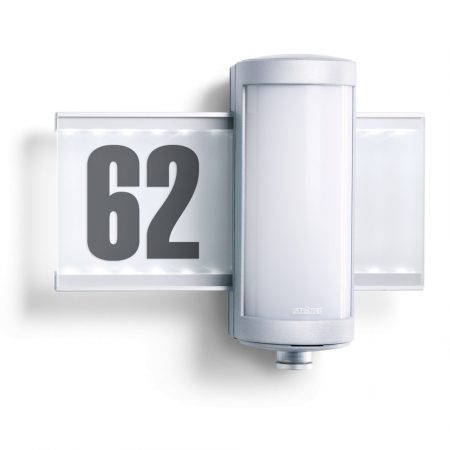 Steinel szenzorlámpa L 625 LED V2, kültéri ezüst