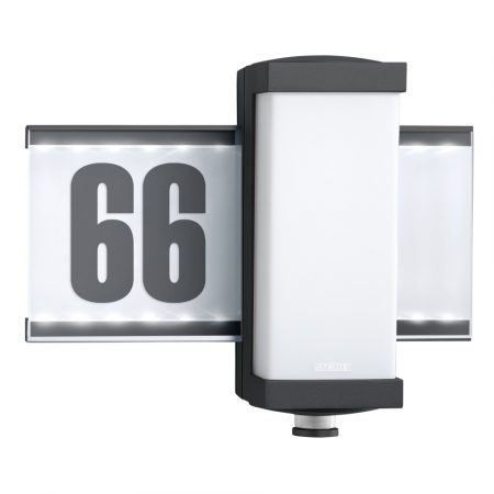 Steinel szenzorlámpa L 665 LED V2, kültéri, antracit