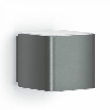 Steinel szenzorlámpa CUBO L 830 LED iHF, kültéri antracit