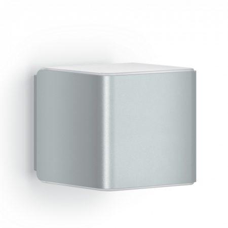 Steinel szenzorlámpa CUBO L 830 LED iHF, kültéri ezüst