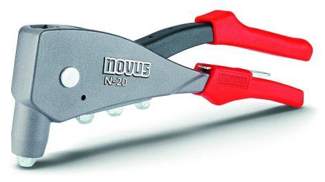 Novus szegecsbehúzó szerszám N-20