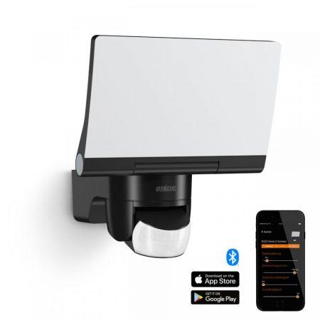 Steinel szenzorreflektor XLED Home2 Connect fekete