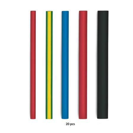 Steinel zsugorcső készlet, Ø4-12 mm
