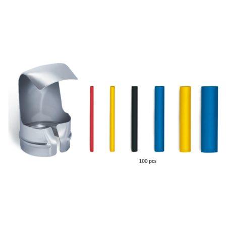 Steinel zsugorító készlet (zsugorcsövek I+II, reflektorfúvóka)