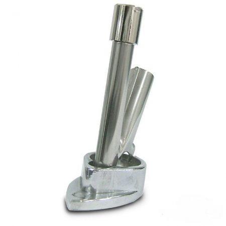 Steinel műanyagkarosszéria-javító fúvóka hőlégfúvóhoz (karosszériajavító készlet tartozék)