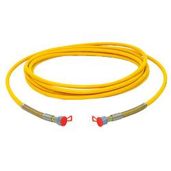 WAGNER Cső, 15m, sárga (PP119)