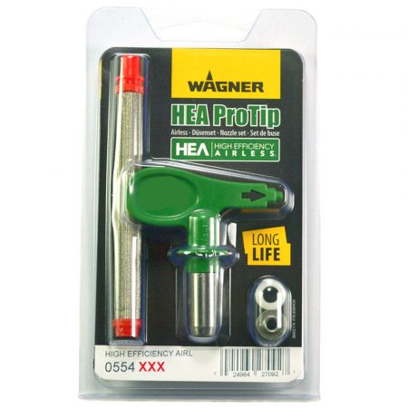 """WAGNER HEA ProTip fúvókakészletek 519 (50º, 0.019"""")"""